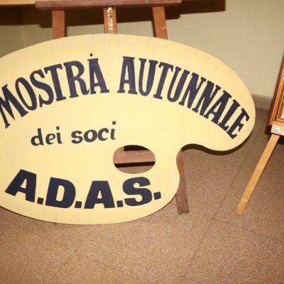 La mostra commemorativa di ADAS