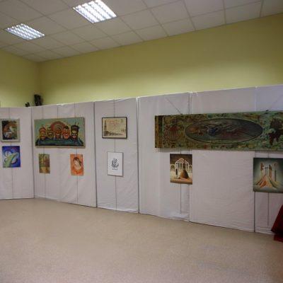 la sala espositiva dedicata ad ADAS