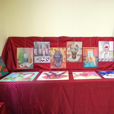 scuola di pittura e quadri