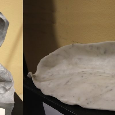 Roberta Mariani le sculture