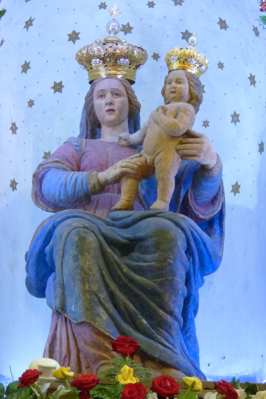 Madonna della Montagna a Polsi (Reggio Calabria) - foto di Pasquale Campolo