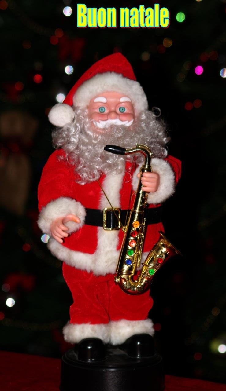 Babbo Natale di Casa Still Life - foto di Pasquale Campolo