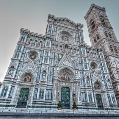 Cattedrale di Santa Maria del Fiore e Campanile di Giotto, foto di Pasquale Campolo