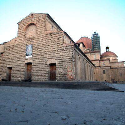 Basilica di San Lorenzo, foto di Pasquale Campolo