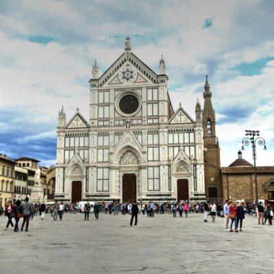 Basilica di Santa Croce, foto di Pasquale Campolo