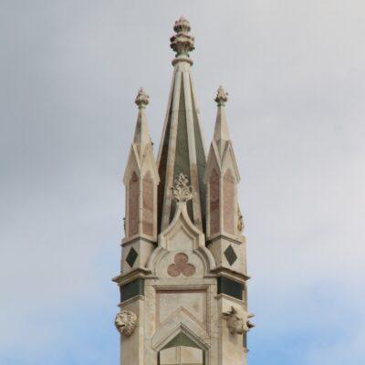 Basilica di Santa Croce, particolare, foto di Pasquale Campolo