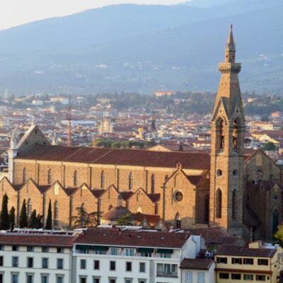 Basilica di Santa Maria Novella, foto di Pasquale Campolo