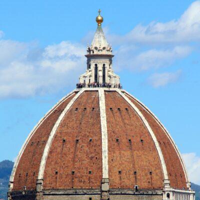 Cupola del Brunelleschi, Cattedrale di Santa Maria del Fiore, foto di Pasquale Campolo