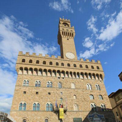 Palazzo Vecchio in Piazza della Signoria, foto di Pasquale Campolo