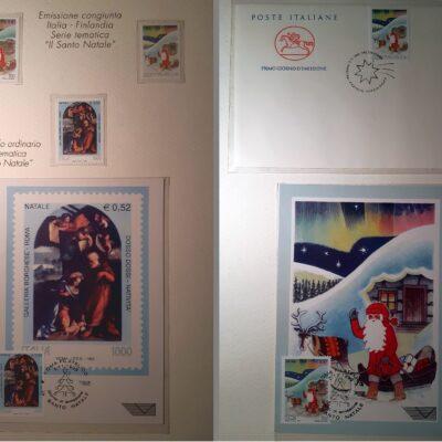 D04 - Natale 1999, Emissione congiunta Italia-Finlandia