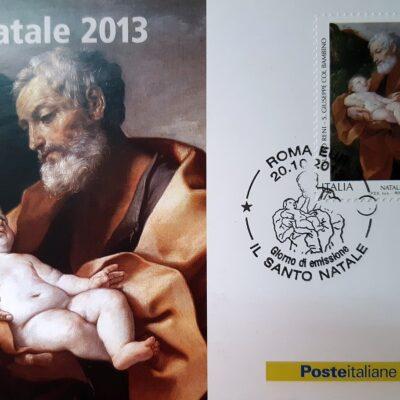 D16 - Natale 2013, Giuseppe col Bambino, Guido Reni al Museo Diocesano di Milano